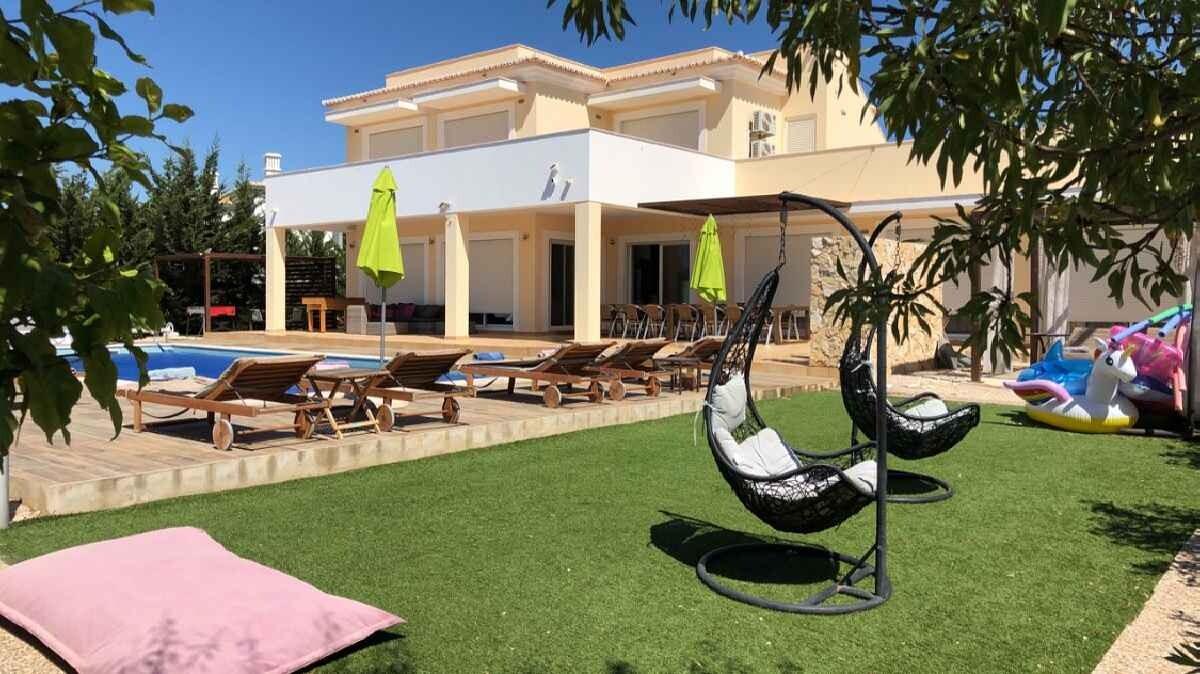 Carvoeiro Villa Mediterraneo