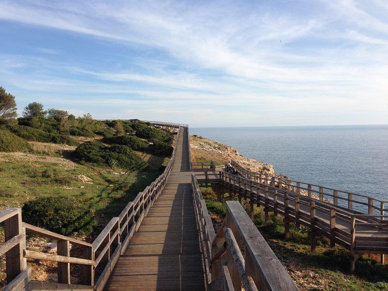 Carvoeiro Board Walk