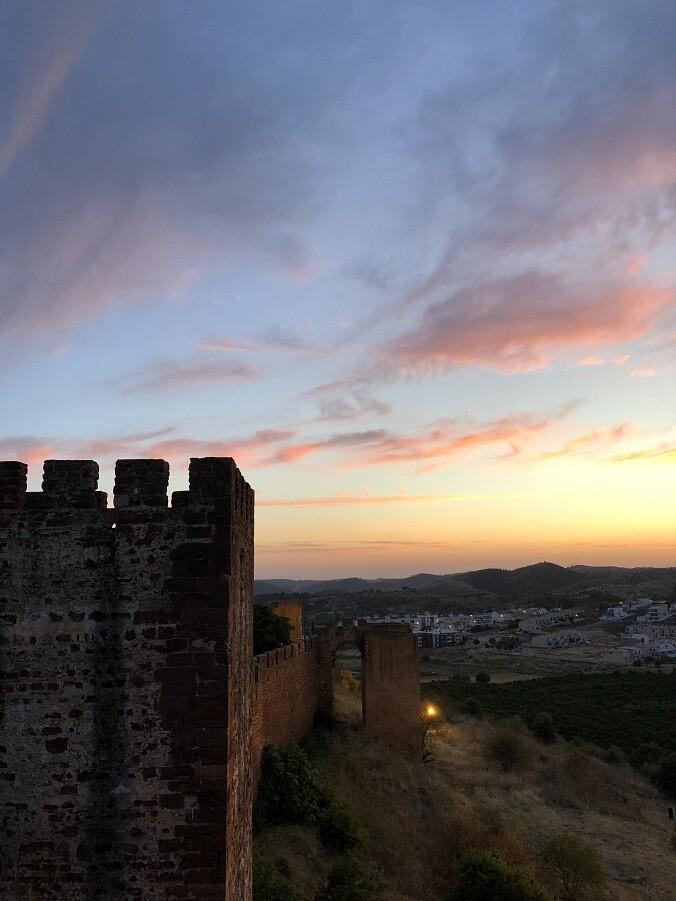 Pac4portugal Sunset Secrets Castle
