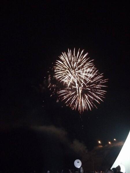 Carvoeiro Fireworks