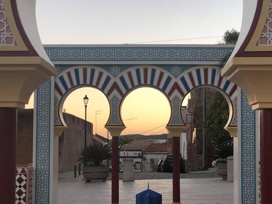 Carvoeiro Villas Moorish Silves